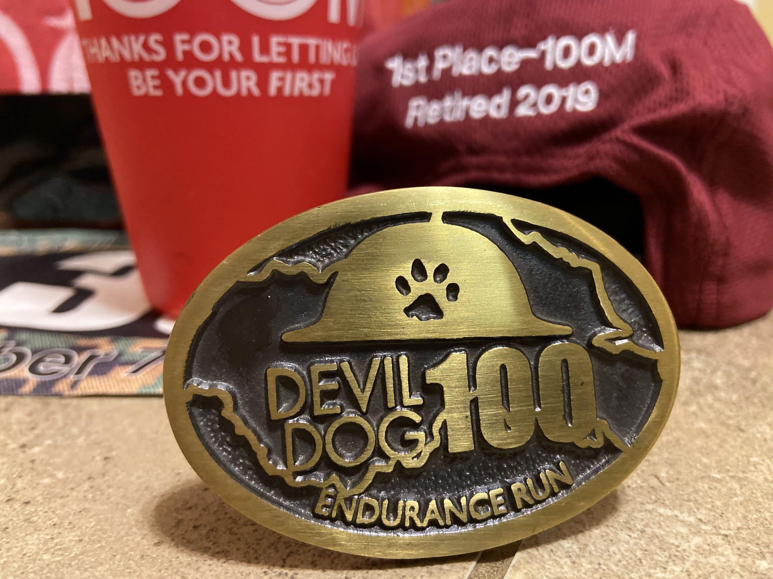 Race Report: Devil Dog Ultras 100 Miler