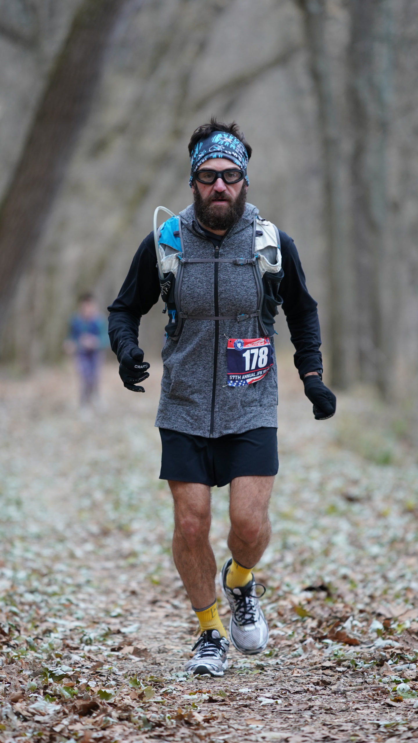 Race Report: JFK 50 Mile